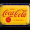 Coca-Cola Yellow 1930/1940