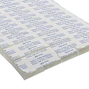 Bilde av Skilt - 100 stk Limputer for Montering